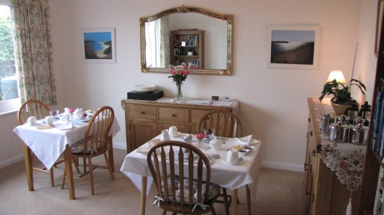 Elba Bed & Breakfast : Breakfast Room June