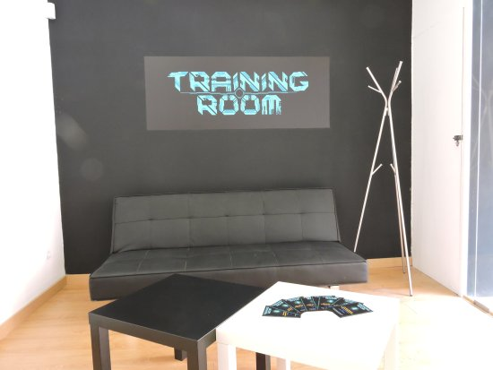 ‪Training Room‬