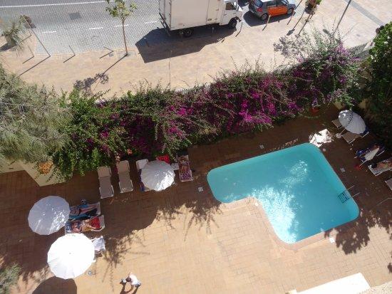 Sahara Playa: la piscine nageur