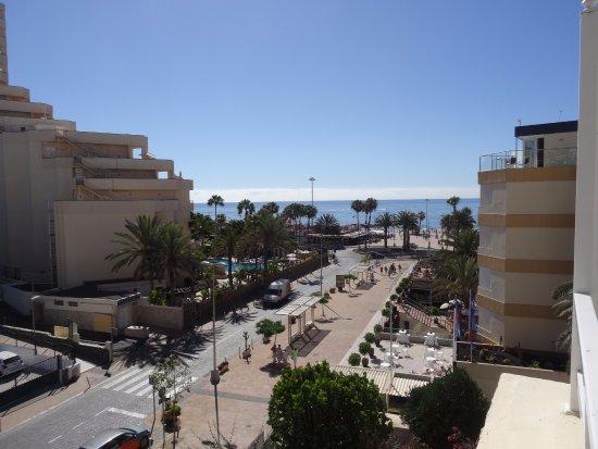 Sahara Playa: Vue de la chambre au 5e étage