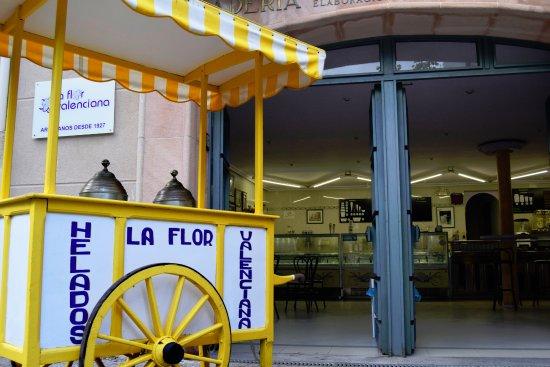 imagen La Flor Valenciana en Ávila