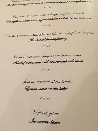 Appetizer picture of terrazza vittoria sorrento for Terrazza vittoria sorrento