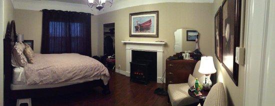Harbourview Bed & Breakfast: Room 1