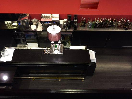 Bar Melbourne: Le bar.