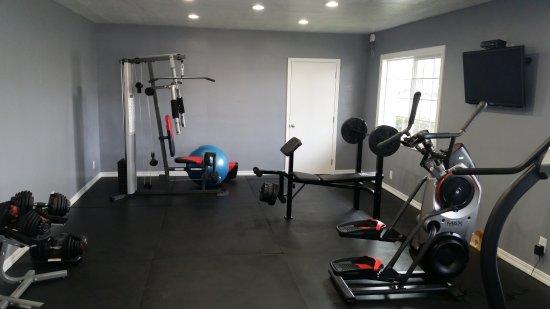 Rodeway Inn Medford: Workout Room