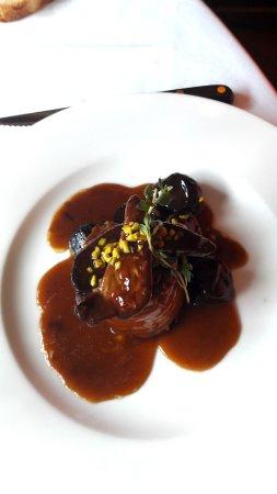 Restaurant Can Jepet: veau