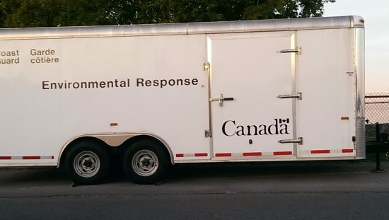 Cobourg, Canadá: Environmental Response Truck
