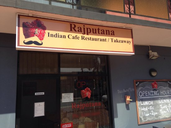 Shenton Park, Australia: rajputana indian cafe restaurant