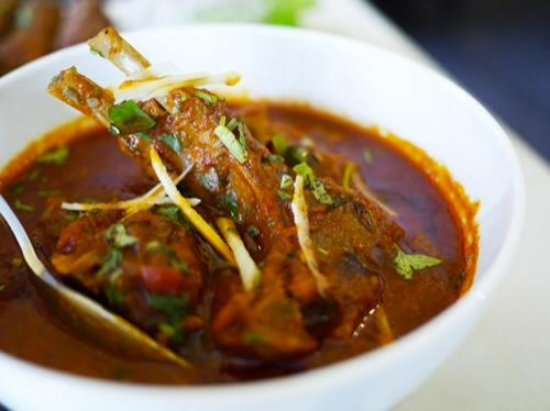 Shenton Park, ออสเตรเลีย: goat curry