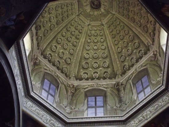 Basilica di San Fedele : Cupola