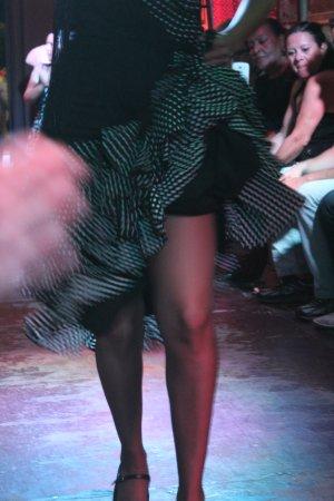 Zambra Gitana: Gambe in movimento