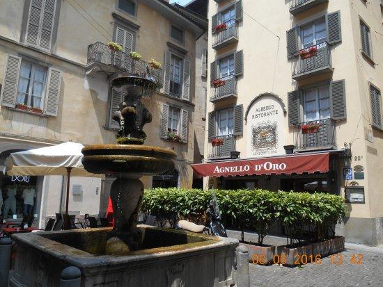 Foto de Hotel Agnello d'Oro