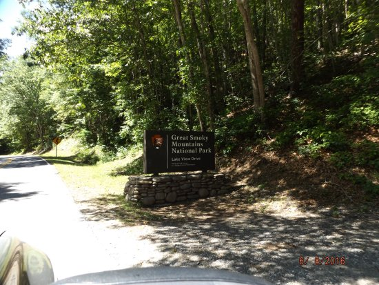 lake view drive the road to nowhere in gsmnp picture of road to rh tripadvisor com