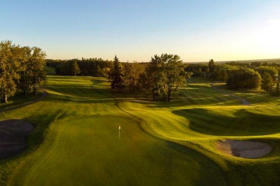 Ponoka, Kanada: Course