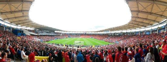 Stadium Municipal de Toulouse