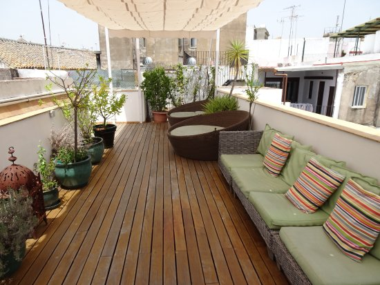 Rooftop jaccuzzi picture of el rey moro hotel boutique for Boutique hotel sevilla