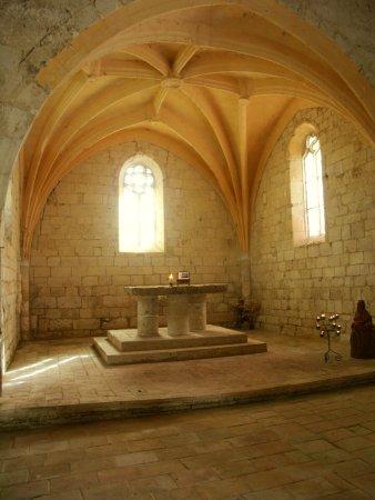 Boudou, فرنسا: Le coeur de la chapelle