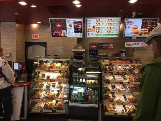 Tim Hortons Vancouver Island Review