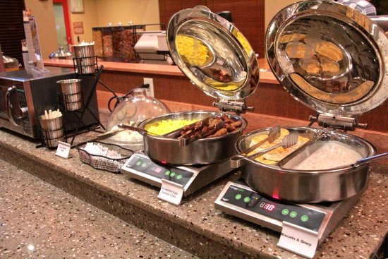 Free Hot Breakfast Buffett Billede Af Best Western Plus
