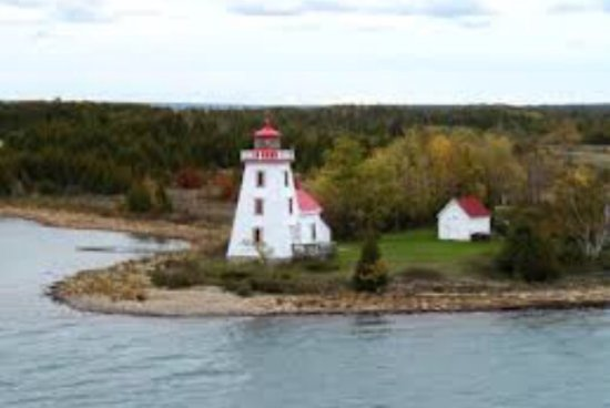 ‪Strawberry Island Lighthouse‬