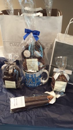 David Bradley Chocolatier Factory