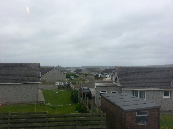Bellavista Guest House : View from room towards Kirkwall