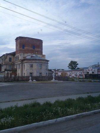Krasnoufimsk, Rusya: Храм