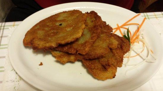 Restauracja Kuchnia U Doroty Kartoffelpfannkuchen Picture Of