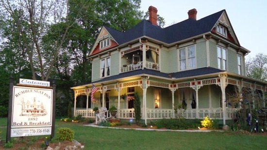 Barnesville, Georgien: The Rumble Seat Inn