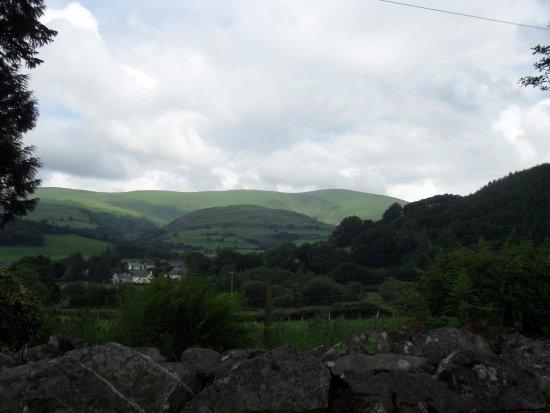 Cefn Caer, Owain  Glyndwr's Mediaeval Hall House