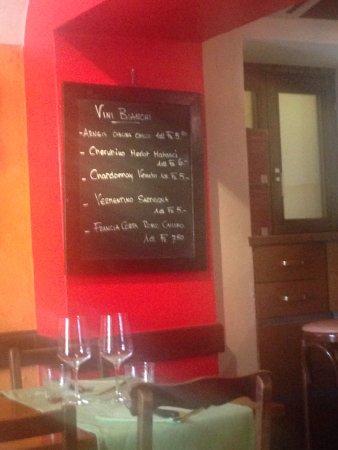 Osteria Borghese : Lecker Abendessen