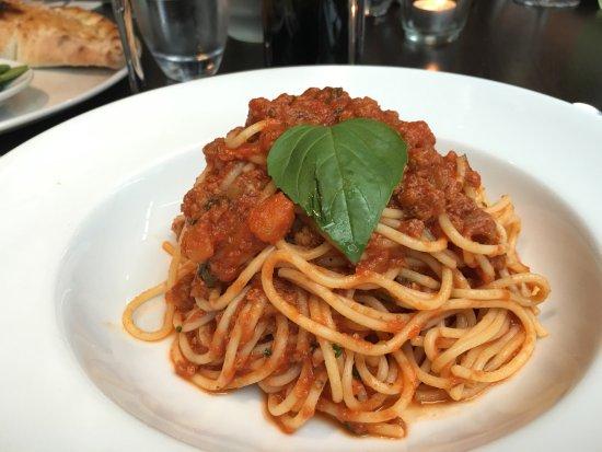 Casa la cucina italiana: Spaghetti Bolognese