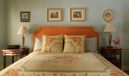 Stockton, Nueva Jersey: Letitias Suite at our New Hope, PA bed and breakfast