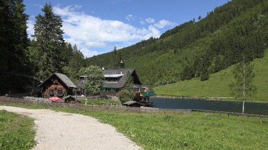 Aich, Østerrike: Forellenhof mit Bodensee