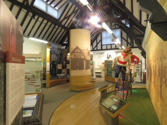 Much Wenlock Museum and Visitor Centre
