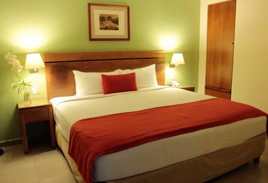 Hotel Abu: cama king size