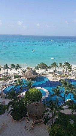 Grand Fiesta Americana Coral Beach Cancun: 20160611_171317_large.jpg