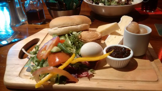 Monknash, UK: Ploughmans