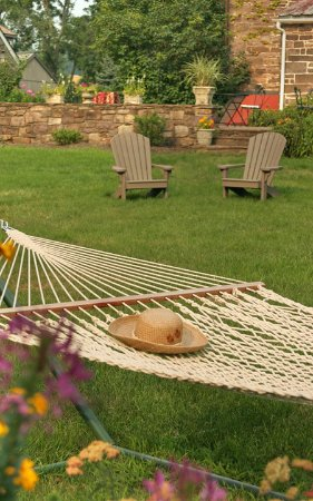 Stockton, Nueva Jersey: Relax outdoors at our tranquil New Hope, PA Inn