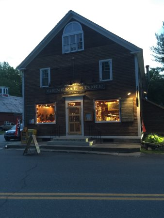 Williamsville, VT: The Eatery