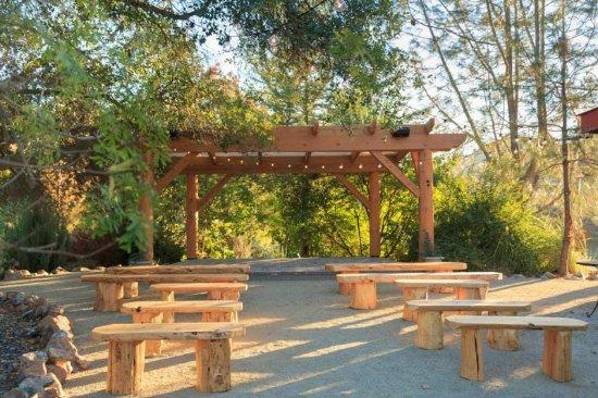 Eden Vale Inn: Wedding Area