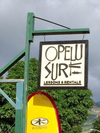 Opelu Surf School