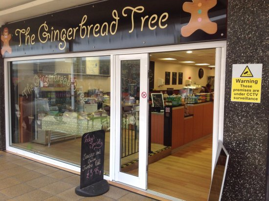Winsford, UK: Gingerbread Tree Cafe