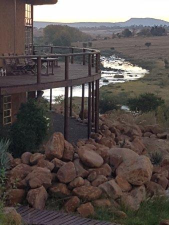Rorke's Drift Hotel: View
