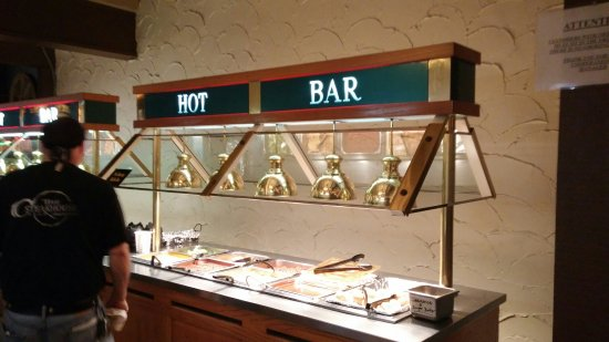 South Williamson, KY: Steakhouse, salad bar, hot bar