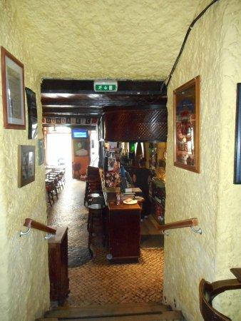 O'Luain's Irish Pub: Interieur Irish pub