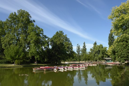 Location de Barques du Lac Daumesnil