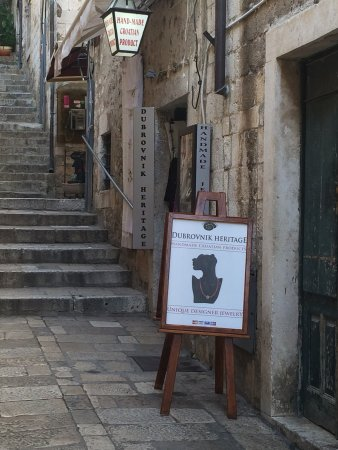 Dubrovnik Heritage - Handmade Croatian Products: exterior