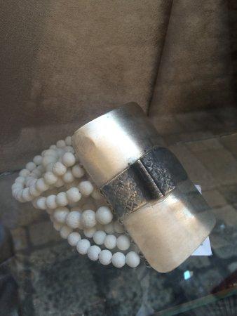 Dubrovnik Heritage - Handmade Croatian Products: white coral bracelet