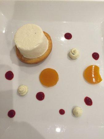 Tilques, France : Gâteau basque revisité